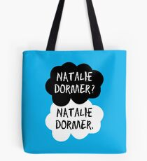 Natalie Dormer (The Fault in Our Stars) Tote Bag