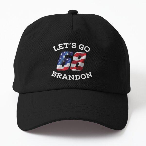 Let's Go Brandon USA 68 Dad Hat