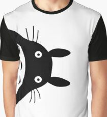 Surprise,Totoro! Graphic T-Shirt