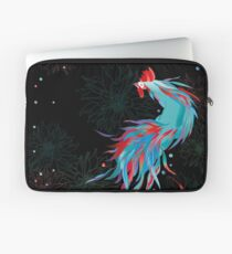 Blue  Rooster Laptop Sleeve
