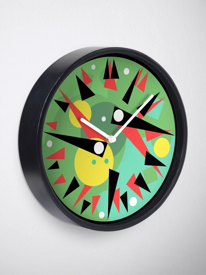 Alternate view of Clock face 2017 Clock
