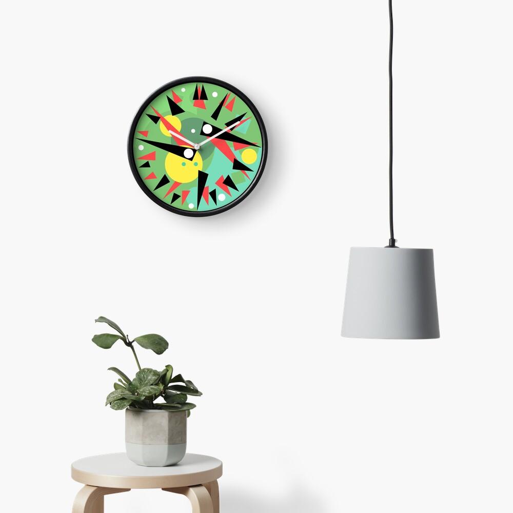 Clock face 2017 Clock