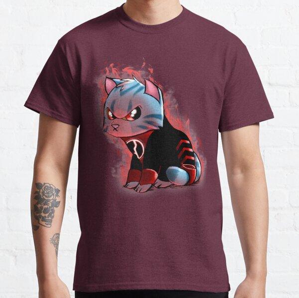 RAGE KITTY Classic T-Shirt
