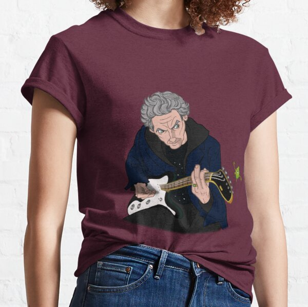 Doctor jams with Sprout (clothing) Classic T-Shirt