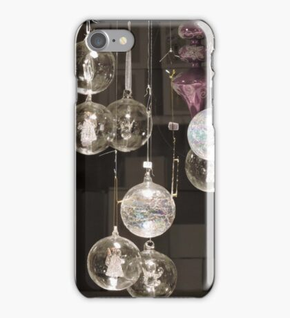Glass Baubles  iPhone Case/Skin