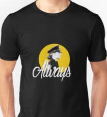 Kate Beckett - Always T-Shirt