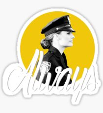 Kate Beckett - Always Sticker