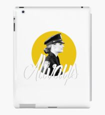 Kate Beckett - Always iPad Case/Skin