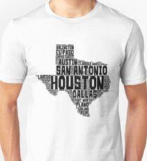 Texas Love Unisex T-Shirt
