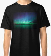 Beautiful northern lights Classic T-Shirt