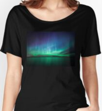 Beautiful northern lights Women's Relaxed Fit T-Shirt