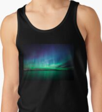 Beautiful northern lights Tank Top