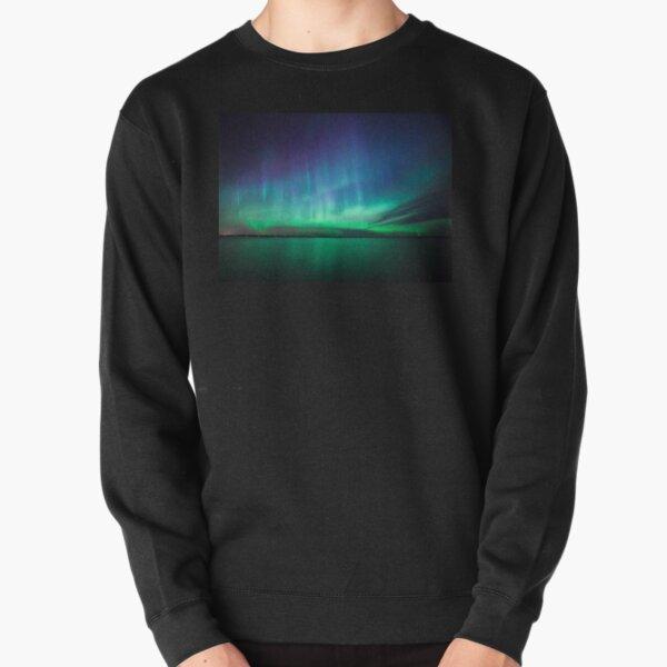 Beautiful northern lights Pullover Sweatshirt
