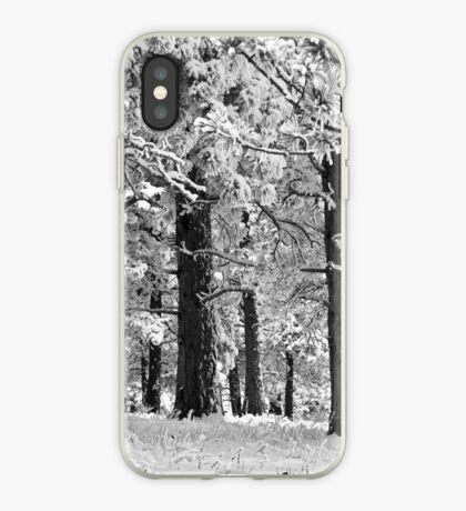 Blue Bell Ridge iPhone Case