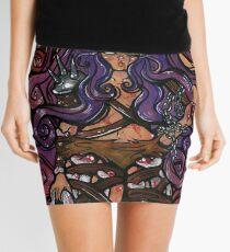 Warrior Goddess Mini Skirt