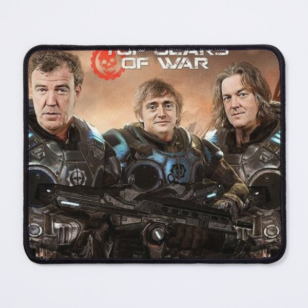 Top Gear Merchandise Mouse Pad