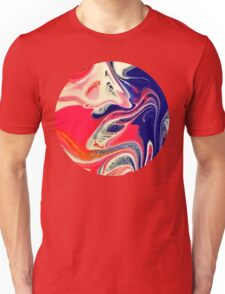 Liquid Acrylic 11 Unisex T-Shirt