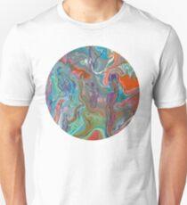 Liquid Acrylic 7 T-Shirt