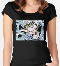 Drowning Alice Women's Fitted Scoop T-Shirt