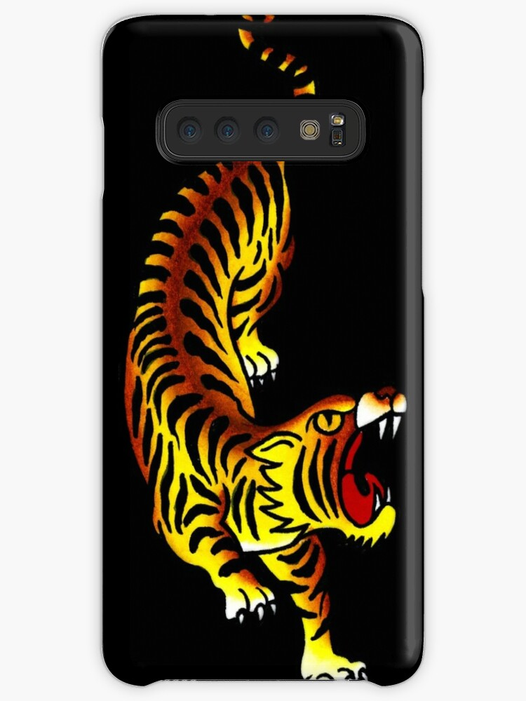 682bad3f9 Traditional Tiger Tattoo design