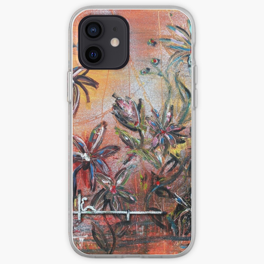 blooming emotions iPhone Case & Cover