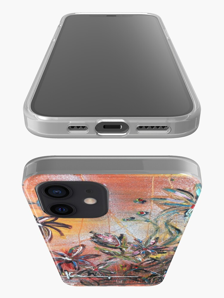 Alternate view of blooming emotions iPhone Case & Cover