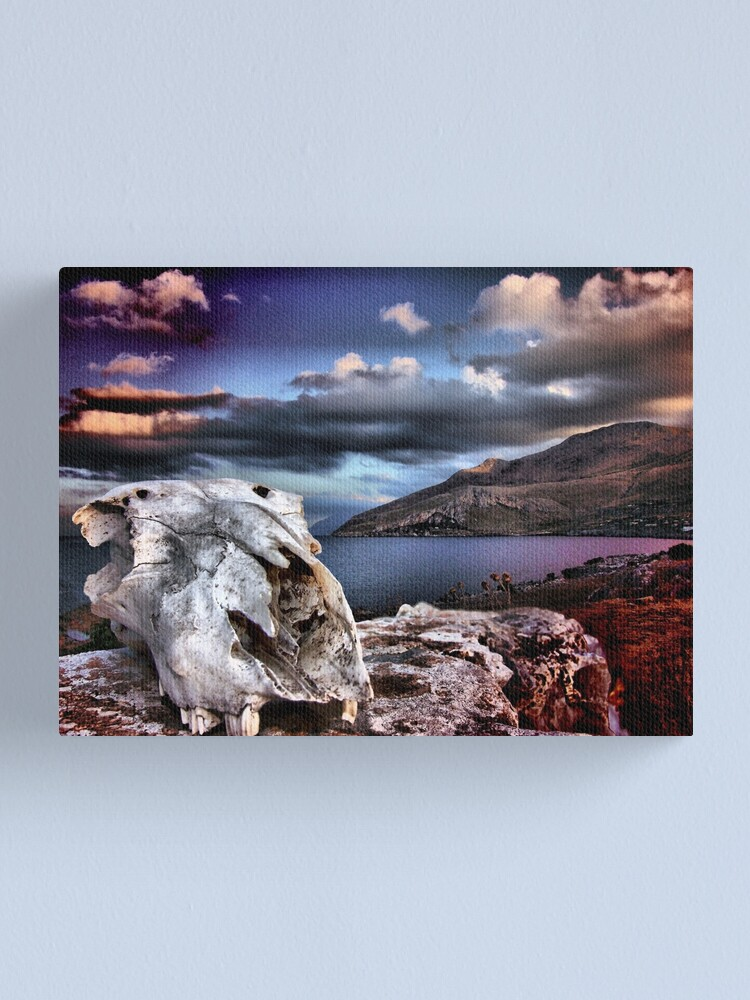 Alternate view of HDR experience Canvas Print