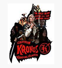 Captain Kronos: Vampire Hunter Photographic Print