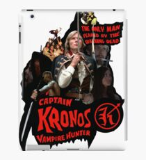 Captain Kronos: Vampire Hunter iPad Case/Skin