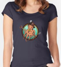 Trainee Mutant Women's Fitted Scoop T-Shirt