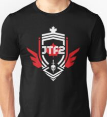 JTF2 - Canadian Skin [Roufxis - RB] Unisex T-Shirt