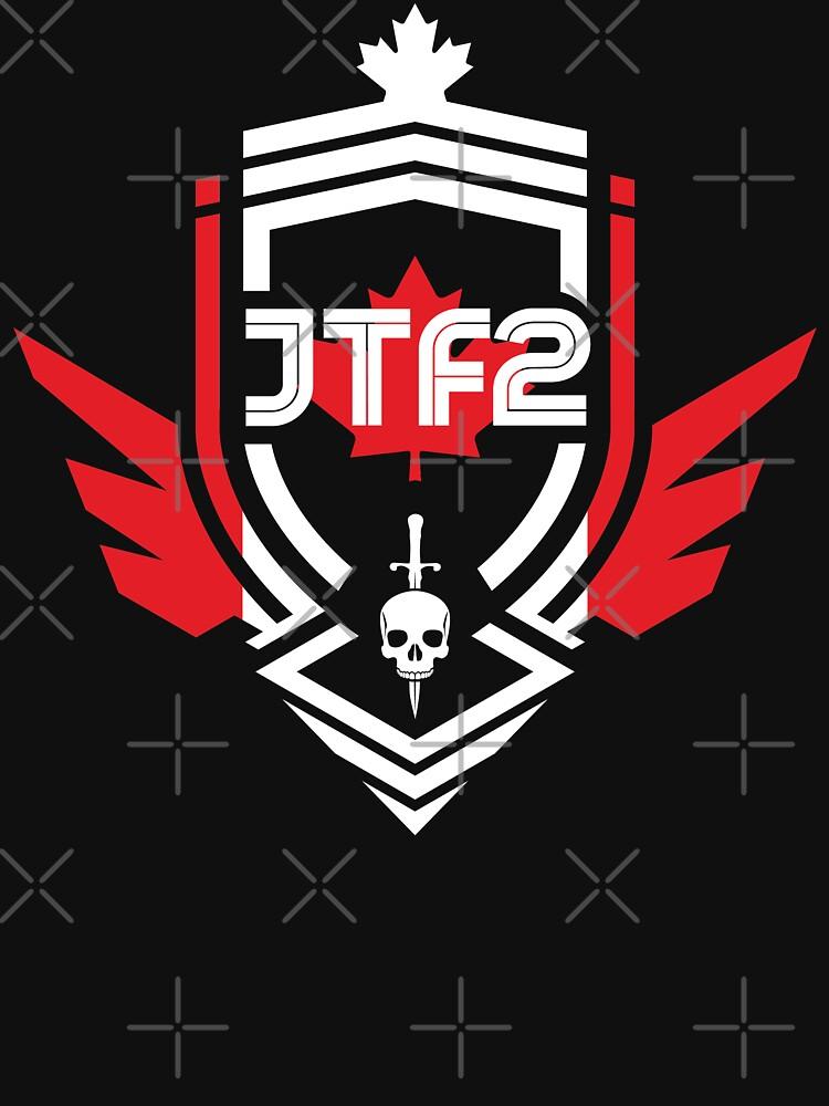 JTF2 - Piel canadiense [Roufxis - RB] de RoufXis