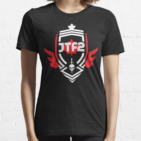 JTF2 - Canadian Skin [Roufxis - RB] Essential T-Shirt