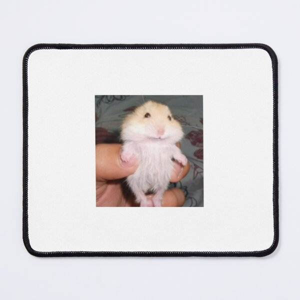 Onglydoople Belyflop Think He's Smiling Mouse Pad