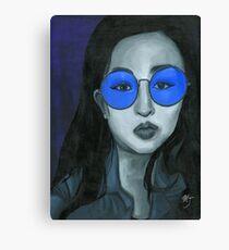 Money Mia Canvas Print