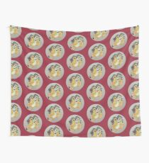 Cubby the Lion Wall Tapestry
