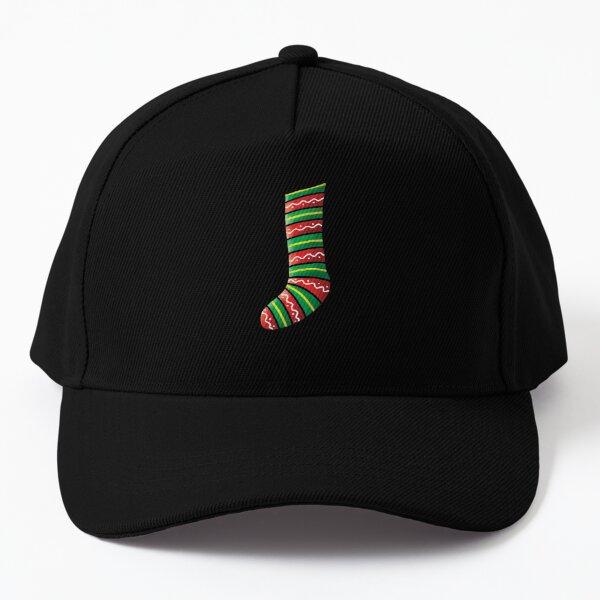 Christmas Stocking Baseball Cap