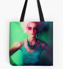 Drama queen in color Tote Bag