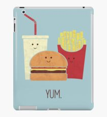 Fast Food iPad Case/Skin