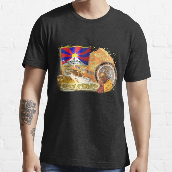 Free Tibet Essential T-Shirt