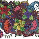 Wild Garden by christinawalker