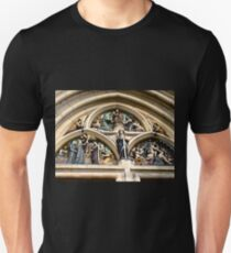 Archway over the door in St. Michael's  Cathedral, Eniskillen, Northern Ireland T-Shirt