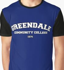 Greendale Community College Graphic T-Shirt