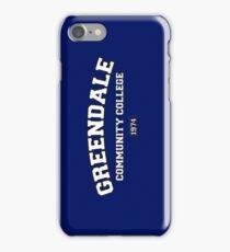 Greendale Community College iPhone Case/Skin
