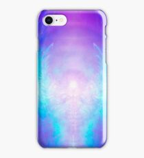 Beautiful Christmas angel.hand painted,spiritual,catholic,angel,faith,love,healing,christ,jesus,christmas iPhone Case/Skin