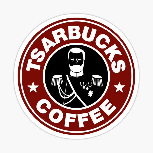 Tsarbuck Sticker
