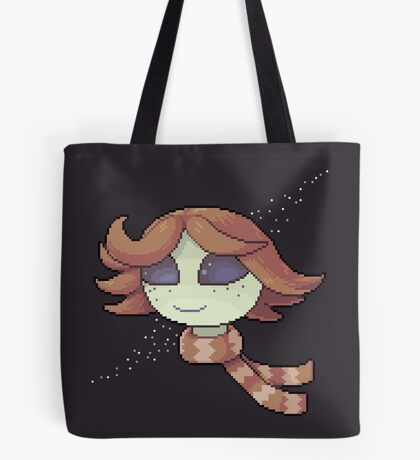 Keep Warm In Space Tote Bag
