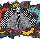 Moth by christinawalker