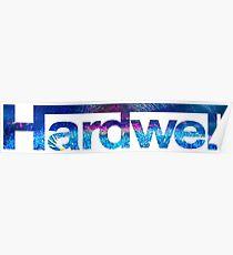 HARDWELL LIGHTS Poster