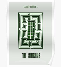 The Shining film poster Poster